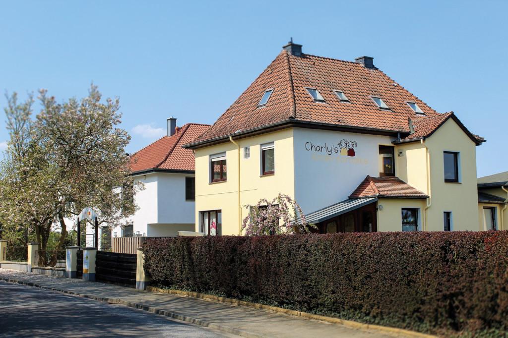 Charlys Gebäude Bad Essen