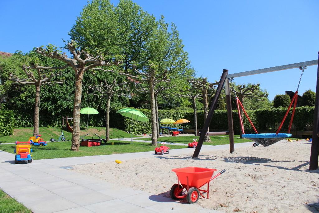 Kinderspielplatz des Charly's Kinderparadies Bad Iburg