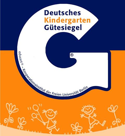 Deutsches Kindergarten Gütesiegel